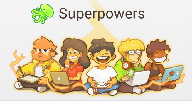 Superpower – An open-source game development IDE